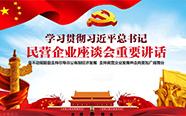 """药械网党支部组织学习""""习近平总书记在民营企业座谈会上的重要讲话"""""""
