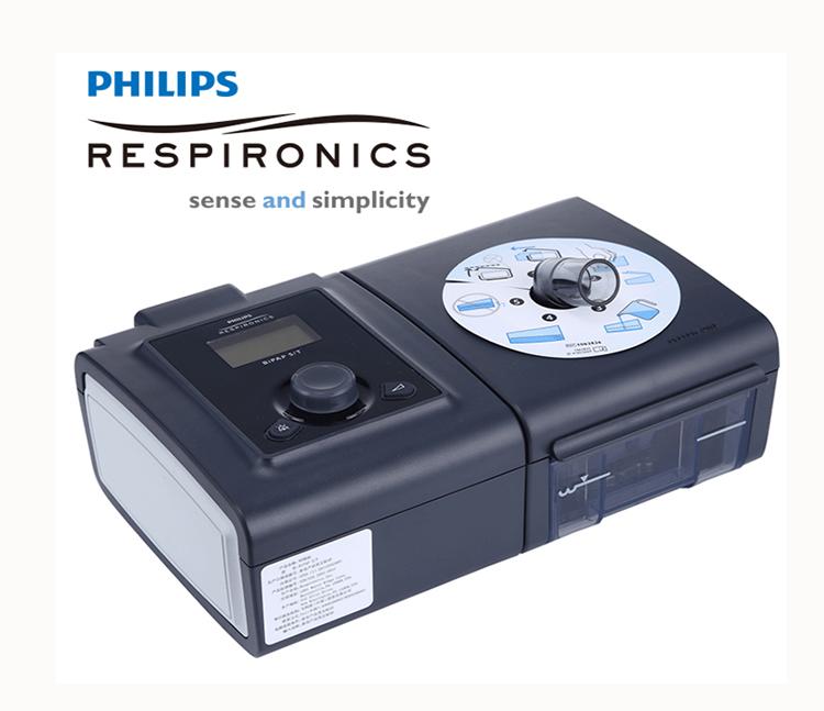 飞利浦伟康 呼吸机全自动 睡眠医用家用止鼾567P打呼噜无创呼吸器美国原装进口